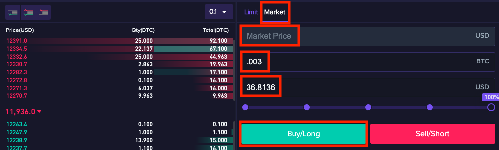 Trading UI3 2.1.1 Trading UI introduction
