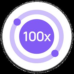 2. 100x leverage 2 CoinFLEX