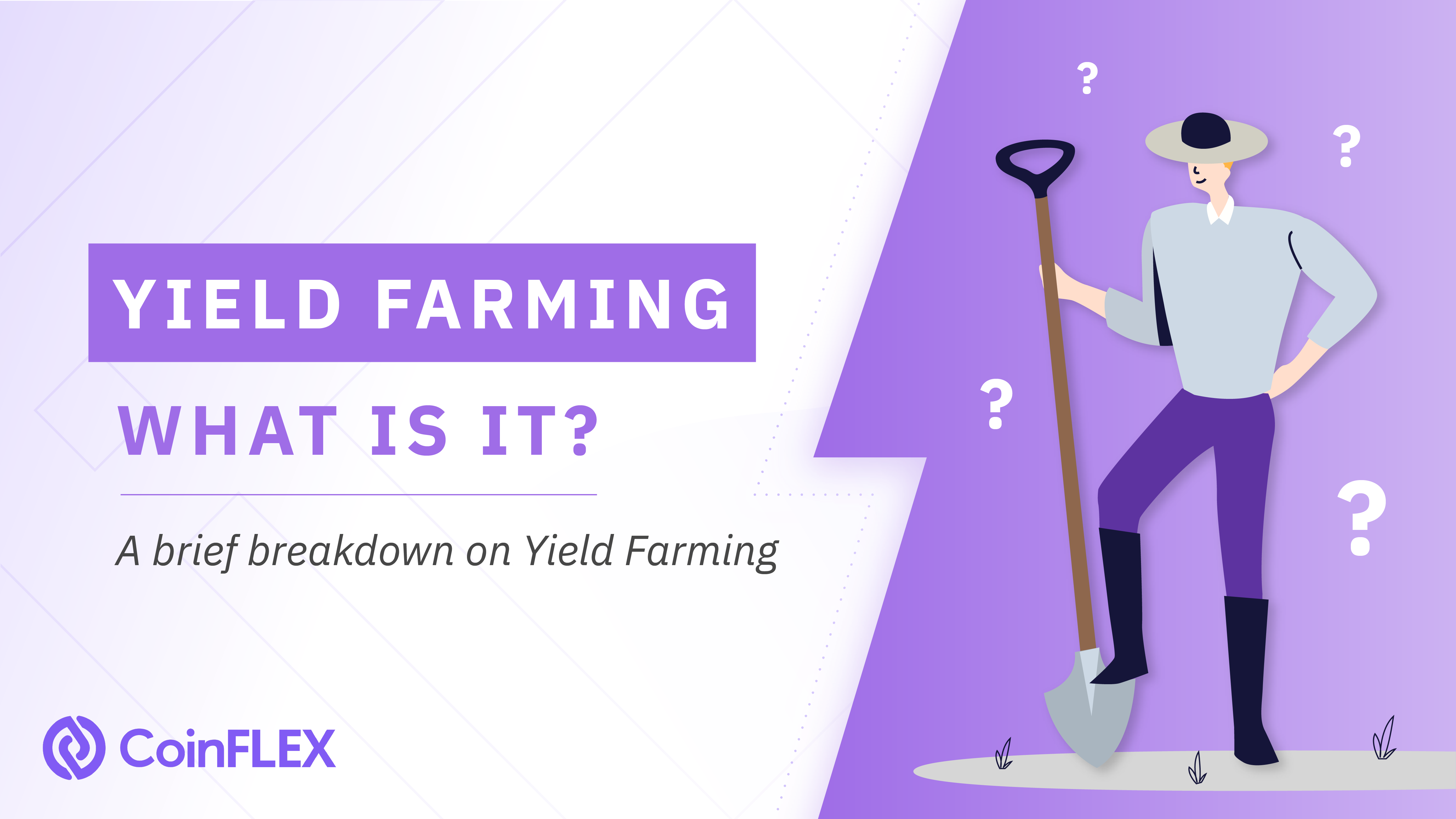 Articles 04 Yield Farming - What is it?
