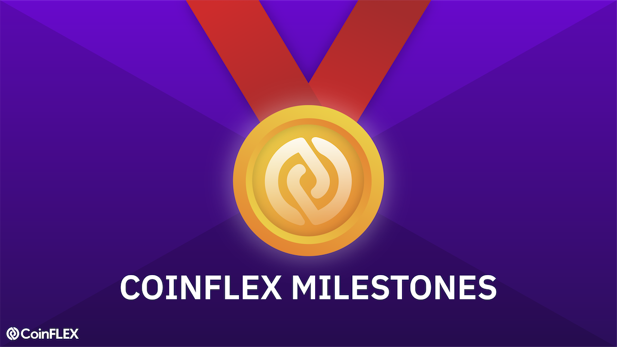 coinflex milestones